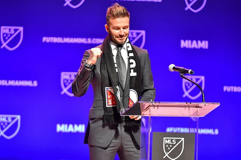 DAVİD BECKHAM'IN TAKIMI MLS'E ALINDI