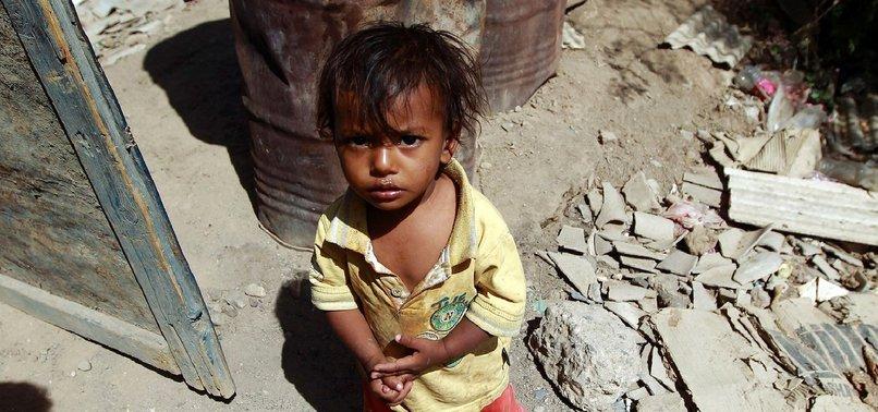 6,700 CHILDREN KILLED, INJURED IN YEMEN: UNICEF