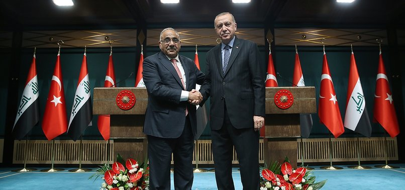 TURKEY-IRAQ MULL MILITARY COOPERATION, TRUST AGREEMENT