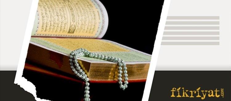 Kur'an-ı Kerim kendisini nasıl anlatır? Kur'an ile...