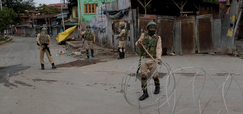 THOUSANDS OF KASHMIRIS DETAINED SINCE AUTONOMY STRIPPED BY INDIA
