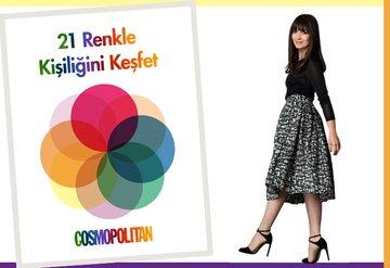 Cosmopolitan Renk Kartları
