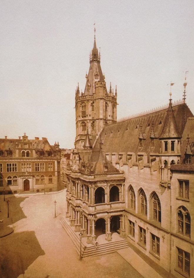 Belediye binası, Köln