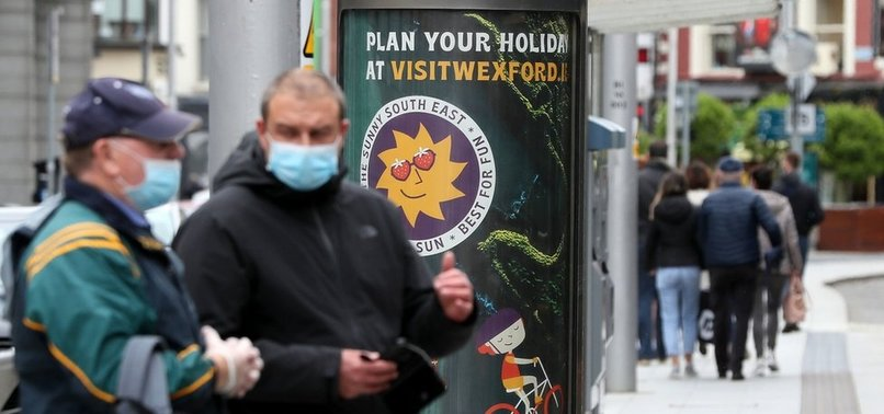 IRELAND TO ENTER HIGHEST LEVEL OF COVID-19 RESTRICTIONS