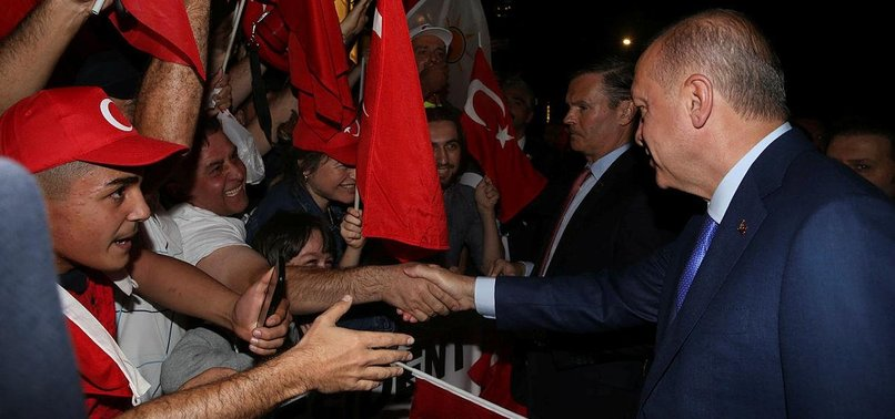 ERDOĞAN IN NEW YORK TO ATTEND UN GENERAL ASSEMBLY
