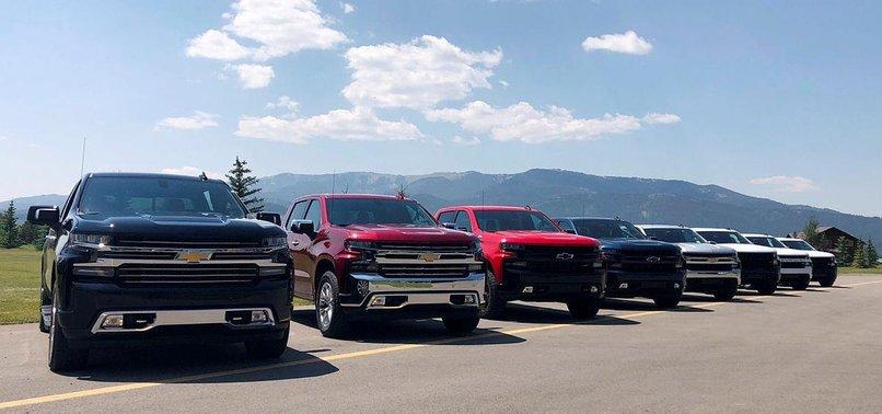 GM RECALLS 3.4 MILLION VEHICLES OVER BRAKING PROBLEM