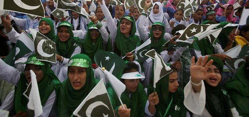 PAKISTANI MISSION IN TURKEY CELEBRATES INDEPENDENCE DAY