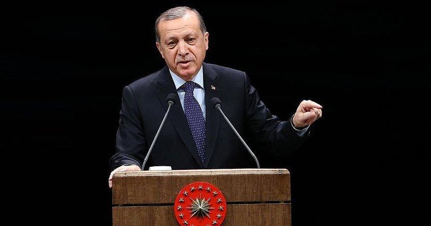Cumhurbaşkanı Recep Tayyip Erdoğan: Terör örgütüne militan kazandıran öğretmenler var