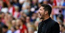 Simeone hopes Atletico resist PSG offer for Filipe Luis