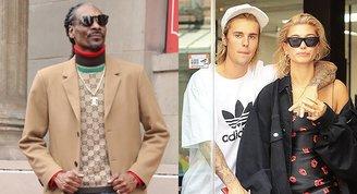 Justin Bieber, Snopp Dogga tepki gösterdi