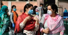 India records nearly 87,000 daily virus cases