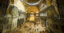 Hagia Sophia to open its doors to visitors outside Muslim prayers