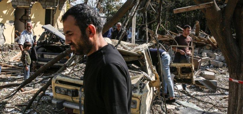 ARMENIA BLATANTLY VIOLATING KARABAKH CEASEFIRE: AZERBAIJAN