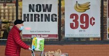 US initial jobless claims fall more than expected