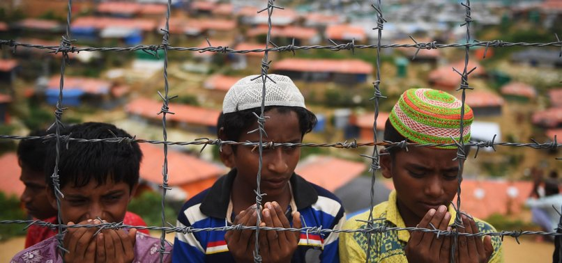ROHINGYA NOT A SECURITY THREAT: ACTIVIST