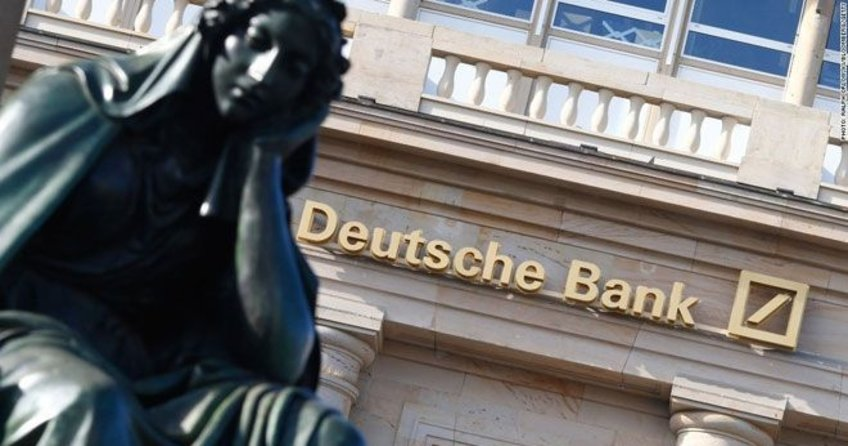 Deutsche sallanıyor