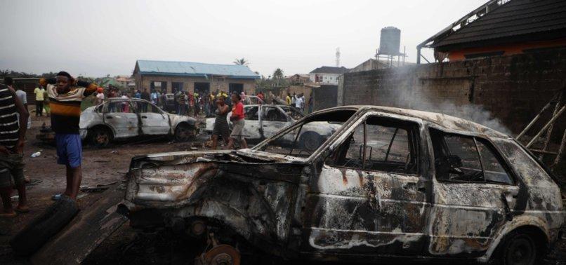 TERROR ATTACK ON GOVERNOR'S CONVOY KILLS 15 IN NIGERIA