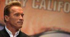 Arnold Schwarzenegger tehlikeyi atlattı