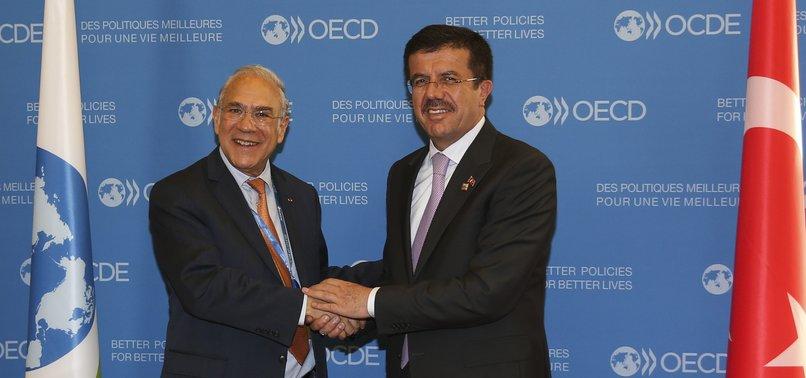 OECD TO ESTABLISH CENTER IN ISTANBUL