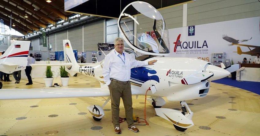 Almanların hidrojenli uçağını bir Türk firma yapacak