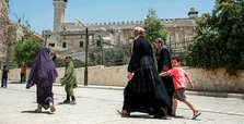 Israel closes Hebron's Ibrahimi Mosque to Muslims