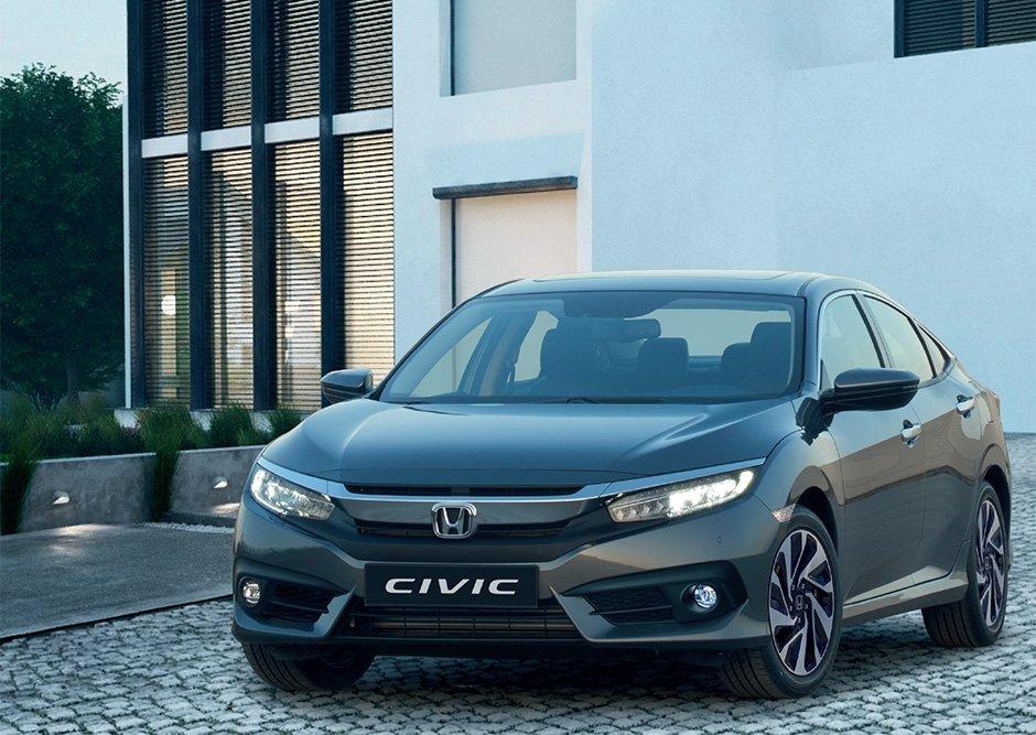 Yeni Honda Civic Sedan Türkiyede Galeri Otomobil 12 Ekim 2016