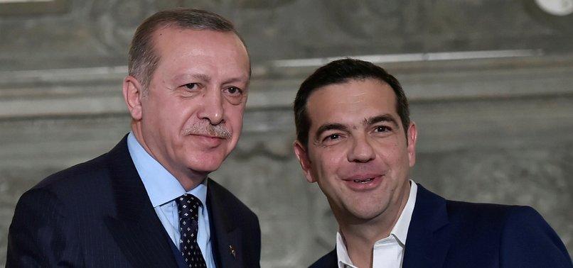 TURKEYS ERDOĞAN REQUESTS EXTRADITION OF PUTSCHISTS FROM GREECE
