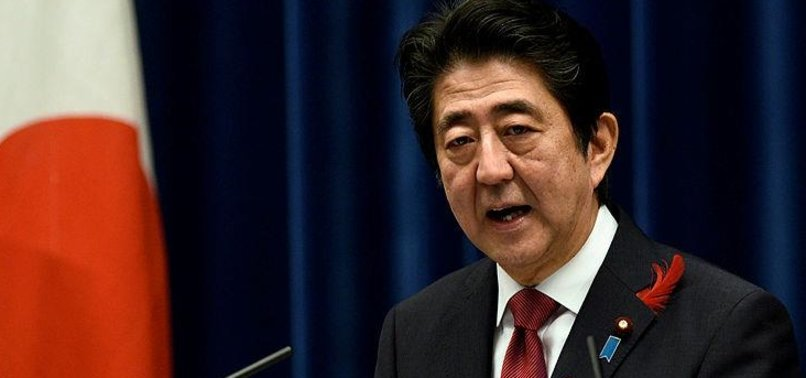 ABE SAYS POLICY OF PRESSURING N. KOREA UNCHANGED