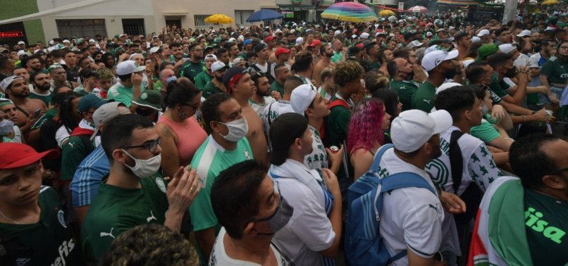 BRAZIL APPROACHES 600,000 COVID DEATHS IN SECOND-DEADLIEST OUTBREAK