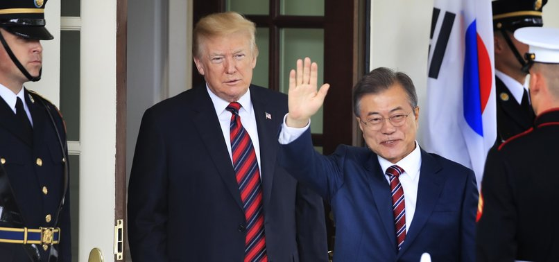 US, SOUTH KOREAN LEADERS TO MEET IN WASHINGTON IN APRIL