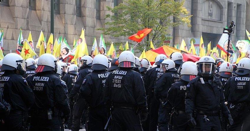 Almanyadan flaş PKK kararı