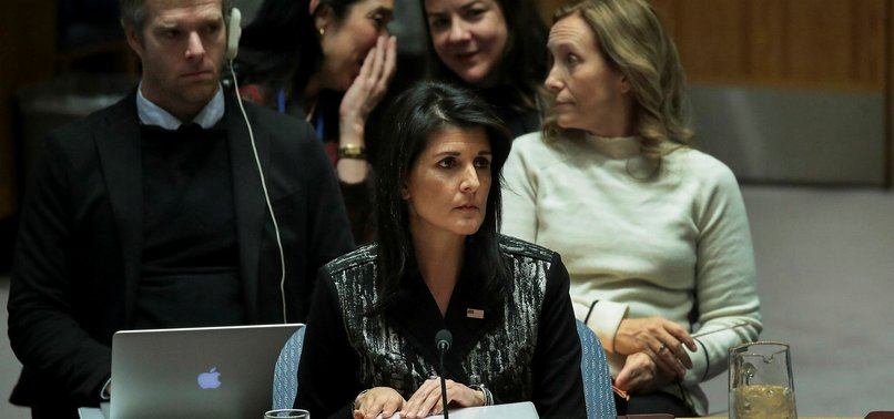 UN SECURITY COUNCIL MEMBERS CRITICIZE US OVER IRAN MEETING