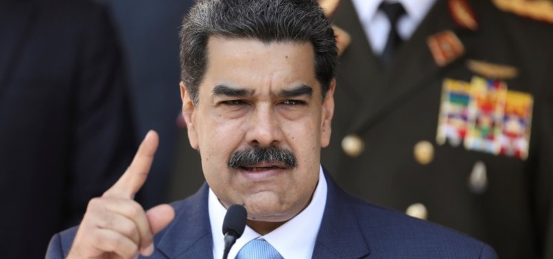 VENEZUELAS MADURO ORDERS EU ENVOY TO LEAVE AFTER SANCTIONS