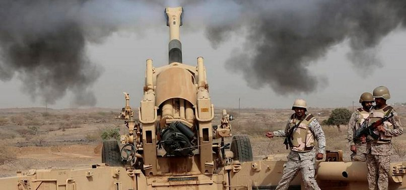 GERMANY SELLING ARMS TO SAUDI-LED BLOC INVOLVED IN YEMEN WAR