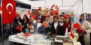Bakü Kitap Fuarında Türk yayınevlerine ilgi