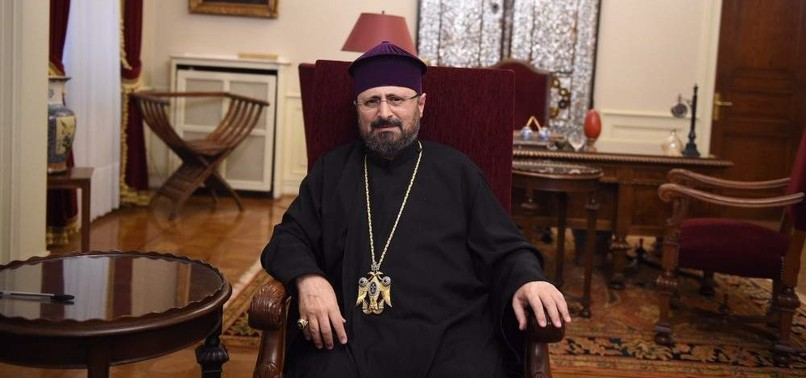 ARMENIAN COMMUNITY EXPERIENCING MOST COMFORTABLE ERA IN TURKEY, NEW PATRIARCH SAYS