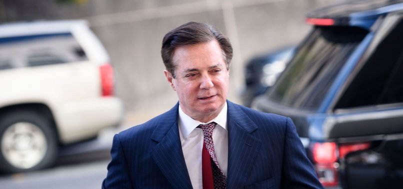 TRUMP CAMPAIGN EX-CHIEF MANAFORT GIVEN MORE THAN 3.5 YEARS OF EXTRA PRISON TIME
