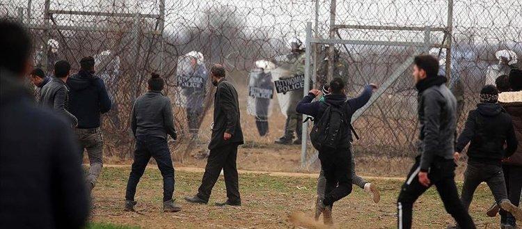 Yunan güvenlik güçleri sığınmacılara ateş açtı: 1 ölü, 5 yaralı