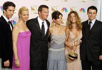 Friends dizisinden hayranlarına müjdeli haber!