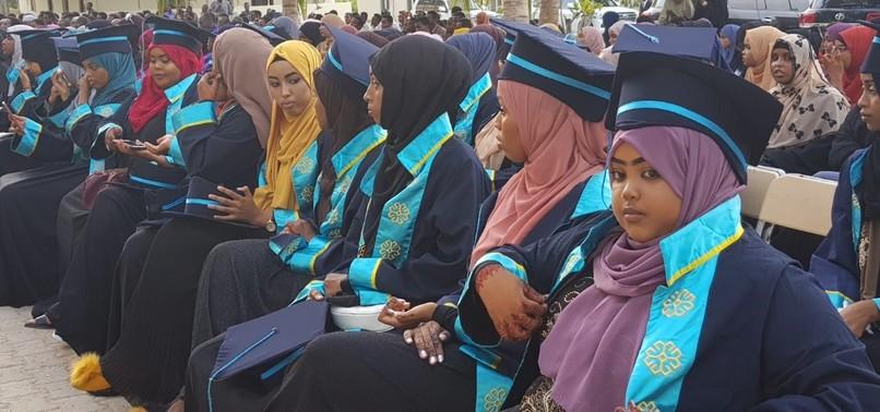 TURKEYS MAARIF SCHOOLS TAKE HOLD IN SOMALIA WITH NEW GRADUATES