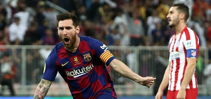 BARCELONA EARN €840M TO TOP MONEY LEAGUE