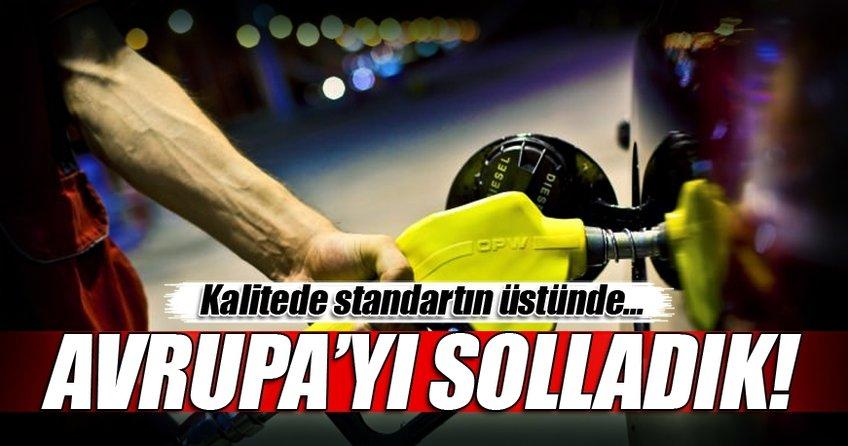 Türkiye Avrupa ülkelerinin üstünde!
