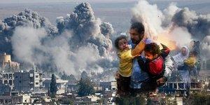 Evinize Bomba Düşse Ne Yapardınız?
