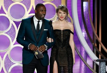 Altın Kürede Taylor Swift sürprizi