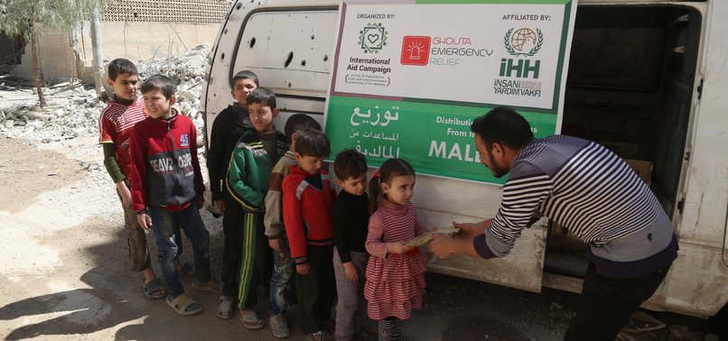 TURKISH NGO TO HELP PEOPLE IN 120 COUNTRIES