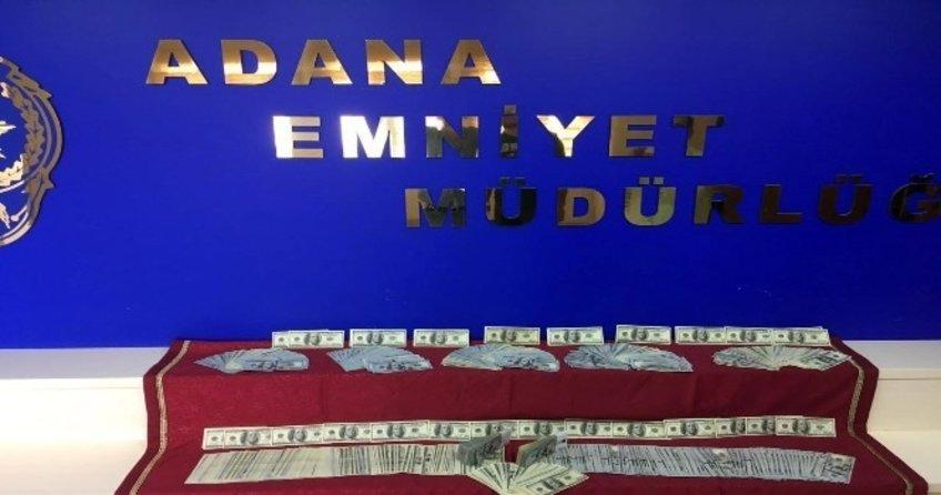 FETÖ'nün kadın kuryesi 100 bin dolar ile yakalandı