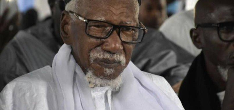 HEAD OF POWERFUL MUSLIM BROTHERHOOD DIES IN SENEGAL
