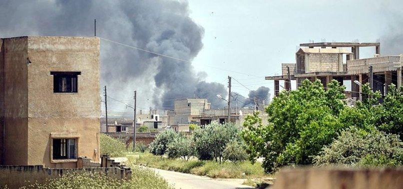 SYRIAN JOURNALIST WORKING FOR ANADOLU AGENCY KILLED IN RUSSIAN AIRSTRIKE ON REBEL-HELD IDLIB