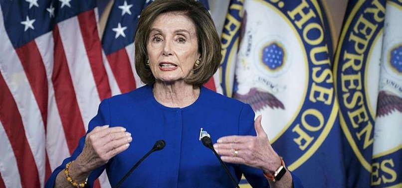 PELOSI CALLS TRUMPS COMMENTS ON STONE CASE ABUSE OF POWER