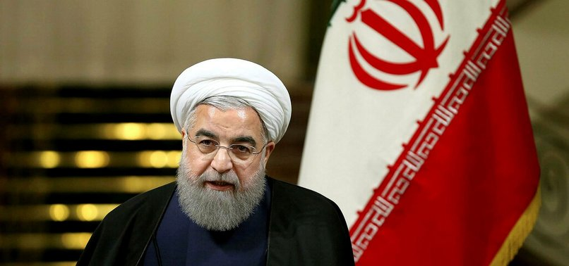 IRANS ROUHANI SAYS U.S. HAS FAILED TO UNDERMINE NUCLEAR DEAL - TV